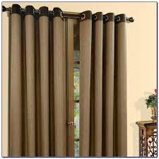 panel curtain rods medium size of rod with supports panel curtains for sliding glass doors