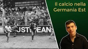 Il dominio della Dynamo Berlino: Il calcio nella Germania Est [Calcio] -  YouTube