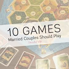 Married couples play game