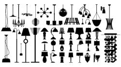styles of lighting. Lamp Design Styles Of Lighting I