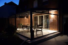 lighting pics. Lighting Glass Veranda Pics