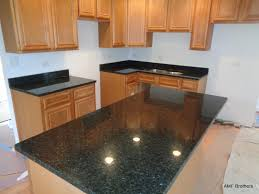 Kitchens With Uba Tuba Granite Uba Tuba Granite Amf Brothers