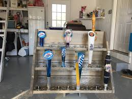 Beer Tap Coat Rack DIY Beer Tap Handle Display DIY Projects Pinterest Taps 14