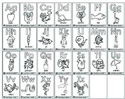 Alphabet Coloring Sheets 924 Teach Your Kids Their The Easy Way With