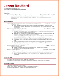 Resume Template For College Graduate 24 College Graduate Resume Templates Receipts Template 23