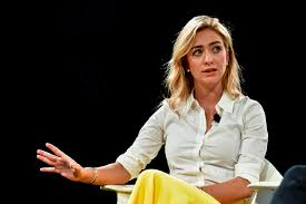 She's focused on expanding the company internationally and advocating for legislation outlawing digital sexual harassment. Fortune Mpw Next Gen 2017 Whitney Wolfe Herd Ceo Bumble Fortune
