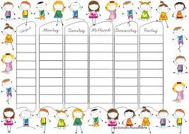 Sie möchten den antrag selbst ausfüllen, ausdrucken, unterschreiben und per post an die aok nordost senden? Stundenplan Vorlage Stundenplan Grundschule