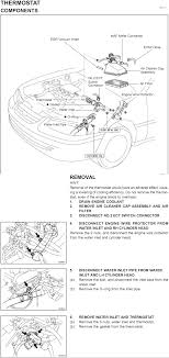 lexus es engine diagram lexus wiring diagrams online
