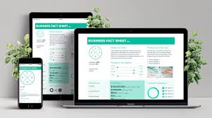 How to create a <b>Fact Sheet</b> in 2020, A step by step guide | Xtensio