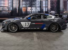 Ford Performance Reveals All-New, Global, Mustang GT4 Turnkey Race ...