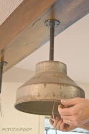 funnel light fixture parts best vintage fixtures ideas on lighting reion unforgettable
