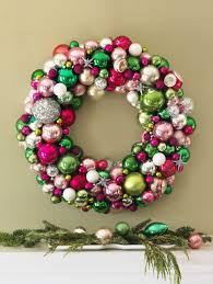 Diy Christmas Wreaths How To Make A Holiday Wreath Craft