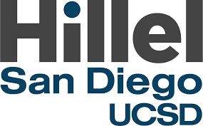 UCSD Logo - Hillel of San Diego