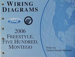 2006 ford style five hundred mercury montego electrical wiring diagrams ford mercury 2006 style five hundred montego