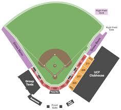 Ucf Baseball Stadium Seating Chart Ucf Knights Vs Uconn Huskies Tickets At John Euliano Park