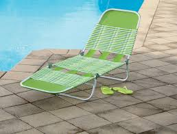 ideas collection pvc chaise lounge with additional upc essential garden pvc chaise lounge green