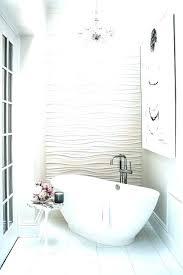 corner tub small bathroom bath sinks creating space saving modern freestanding bathtubs idea bathtub bea