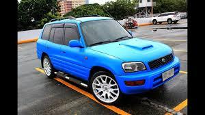Used car review: 1st gen Toyota RAV 4 1994-2000 - YouTube