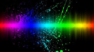 Download Cool Rainbow Background High Quality Wallpaper