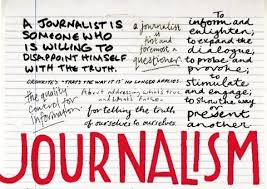 Image result for Journalism
