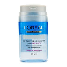 l 39 oreal dermo expertise gentle lip and eye make up remover 4 2 oz