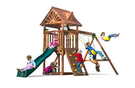 while the high flyer is one of our smallest playsets we offer we designed it