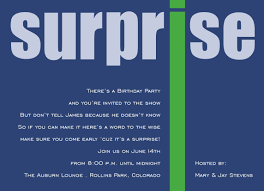 surprise 30th birthday invitations free guide surprise party invitation wording awesome design daughter birthday
