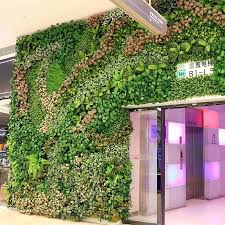 artificial plant wall artificial plant green wall panel large ivy