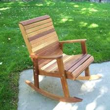 rocking chairs kits medium size of patio chair best wood outdoor child wooden rocking chairs kits