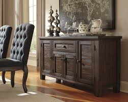 Dining Room Server Modern Rudy Furniture Trudell Golden Brown Dining Room Server D65860 Servers