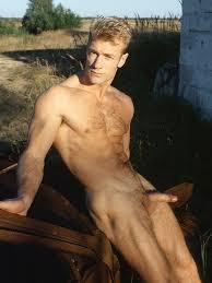 Hairy Blonde Men Naked