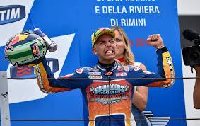 VITTORIA BESTIALE! - Enea Bastianini Official website Moto2 - Moto GP  Italian Racer