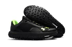 Tire Shoes Sneakers Armour Fat Under Men's Green Black Running Online