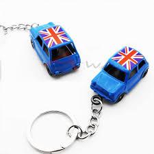 <b>1pc</b> Alloy Classic Car Car-Styling key chain Ring <b>For MINI Cooper</b> ...