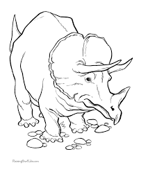 Small Picture Coloring Pages Draw A Dinosaur The Mighty Tyrannosaurus Rex In
