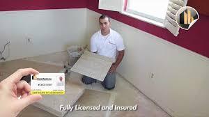 porcelain tile installation tips and tricks ceramic tile dade city fl you
