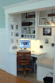 walk in closet office. Walk In Closet Office Ideas Adapting This Idea Instead If A Desk Hubby Is Putting . E