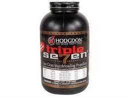 hodgdon triple seven black powder subsute ffg 1 lb