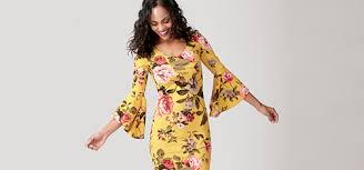 Image result for sun dresses with elbow length arms