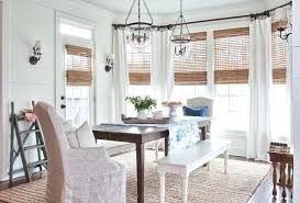 dining room rug farmhouse or no under table