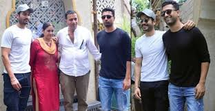 Image result for vicky kaushal family photos