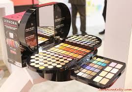 sephora blockbuster diamond beauty box brilliant makeup palette sephora makeup academy
