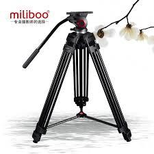 <b>Promo miliboo</b> Professional Portable Video Tripod with Hydraulic ...