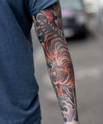 Sleeve Tattoos Dublin The Ink Factory Dublin 2