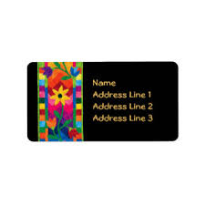 Quilt Shipping, Address, & Return Address Labels   Zazzle & Quilted Address Labels Adamdwight.com