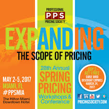 spring workshops conference professional pricing society an error occurred