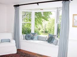 curtain rods 144 inches curtain pole bend ceiling mounted bay window