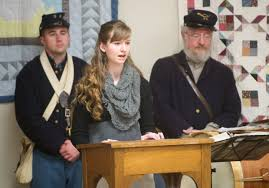 essay winner s piece notes relevance today of lincoln s gettysburg lincoln log cabin gettysburg address 11 16 13