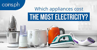 Which Household Appliances Cost The Most Electricity Coins Ph