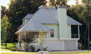 Classic Florida Cracker Beach House Plan  44026TD  Architectural Florida Cracker Houses